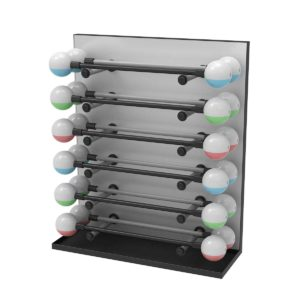 Body Bar Storage