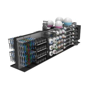 Reax Storage Back to Back Modular Configuration
