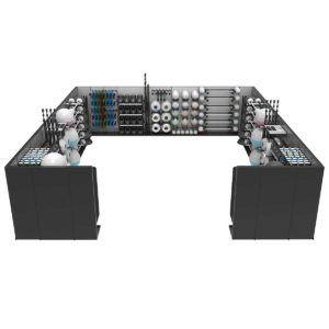 Reax Storage Room Modular Configuration