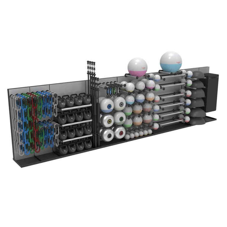 Reax Storage Wall Modular Configuration